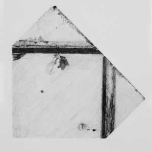 2007, pencil on paper, 40 x 30 cm; courtesy the artist
